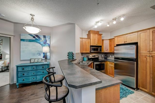 #205 10 DISCOVERY RIDGE CL SW, 2 bed, 2 bath, at $304,900
