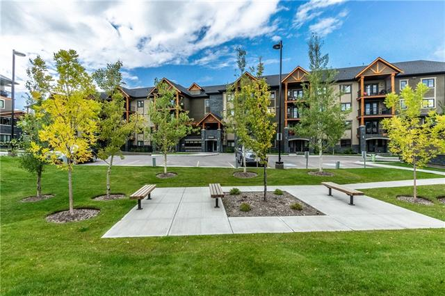 #2308 402 KINCORA GLEN RD NW, 1 bed, 1 bath, at $205,000