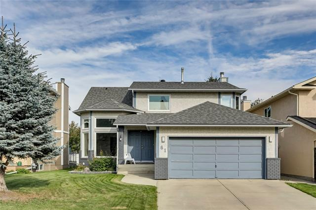 61 WOOD VALLEY RD SW, 5 bed, 4 bath, at $459,900