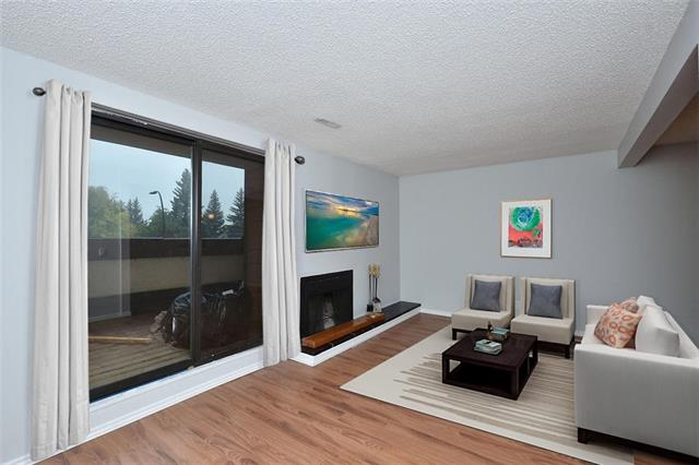 #411 2520 PALLISER DR SW, 2 bed, 1 bath, at $139,900