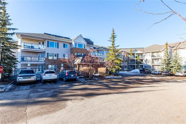 #1208 950 ARBOUR LAKE RD NW, 2 bed, 2 bath, at $215,000