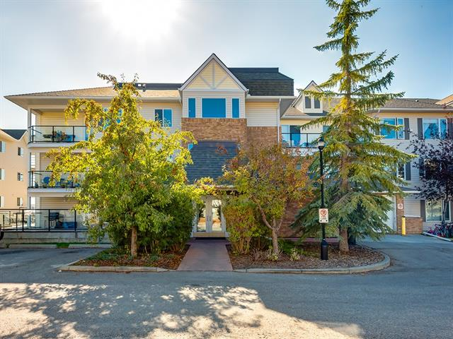 #1314 950 ARBOUR LAKE RD NW, 2 bed, 2 bath, at $215,000