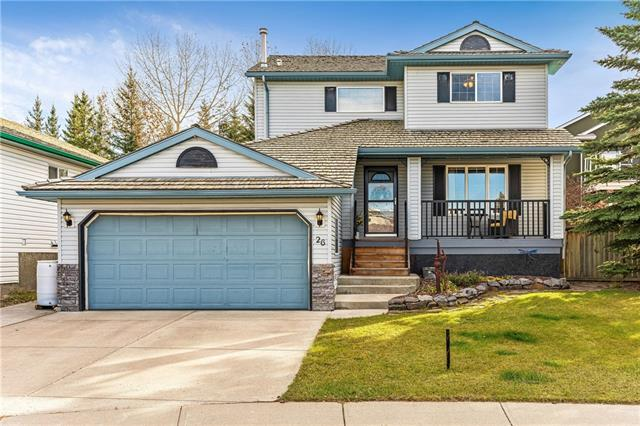 26 WEST HALL PL , 4 bed, 3 bath, at $414,000
