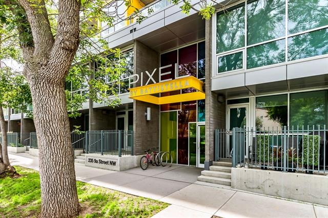 #101 235 9A ST NW, 2 bed, 2 bath, at $525,000