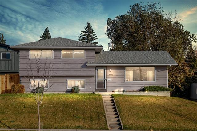 5620 37 ST SW, 3 bed, 2 bath, at $559,000