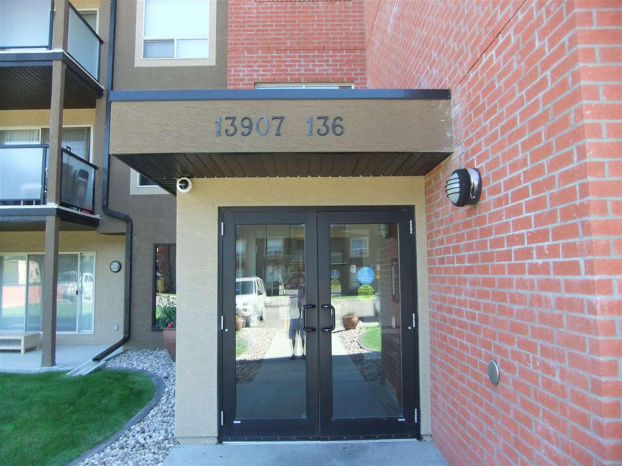 223 13907 136 Street, 1 bed, 1 bath, at $164,900