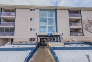 205 2624 Millwoods Road NW, 1 bed, 1 bath, at $124,900