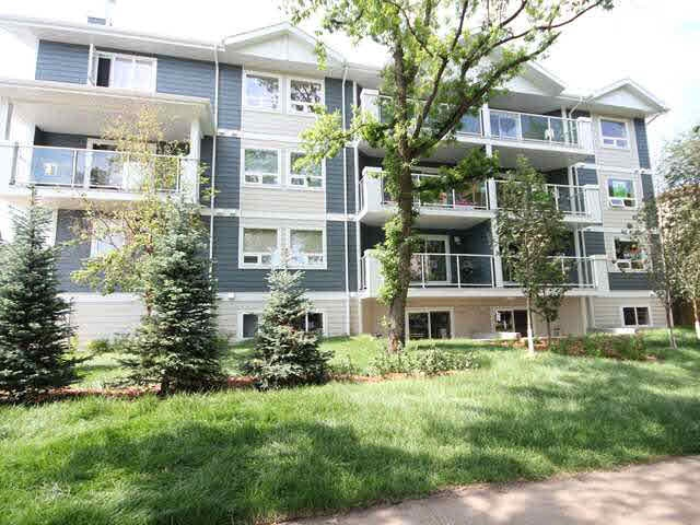 #303 10710 116 Street NW, 2 bed, 1 bath, at $199,500