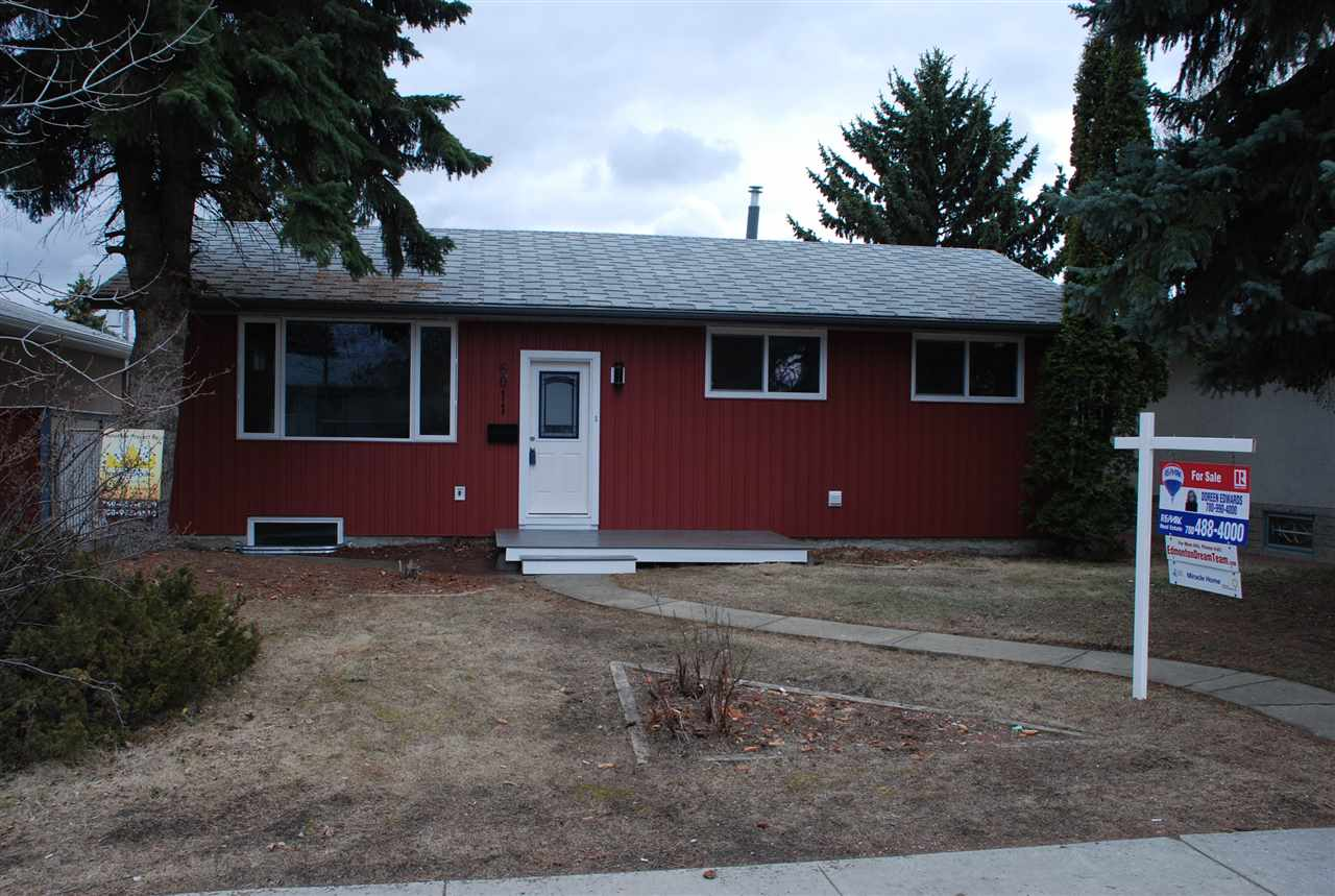 6011 141 Avenue NW, 3 bed, 2 bath, at $340,000