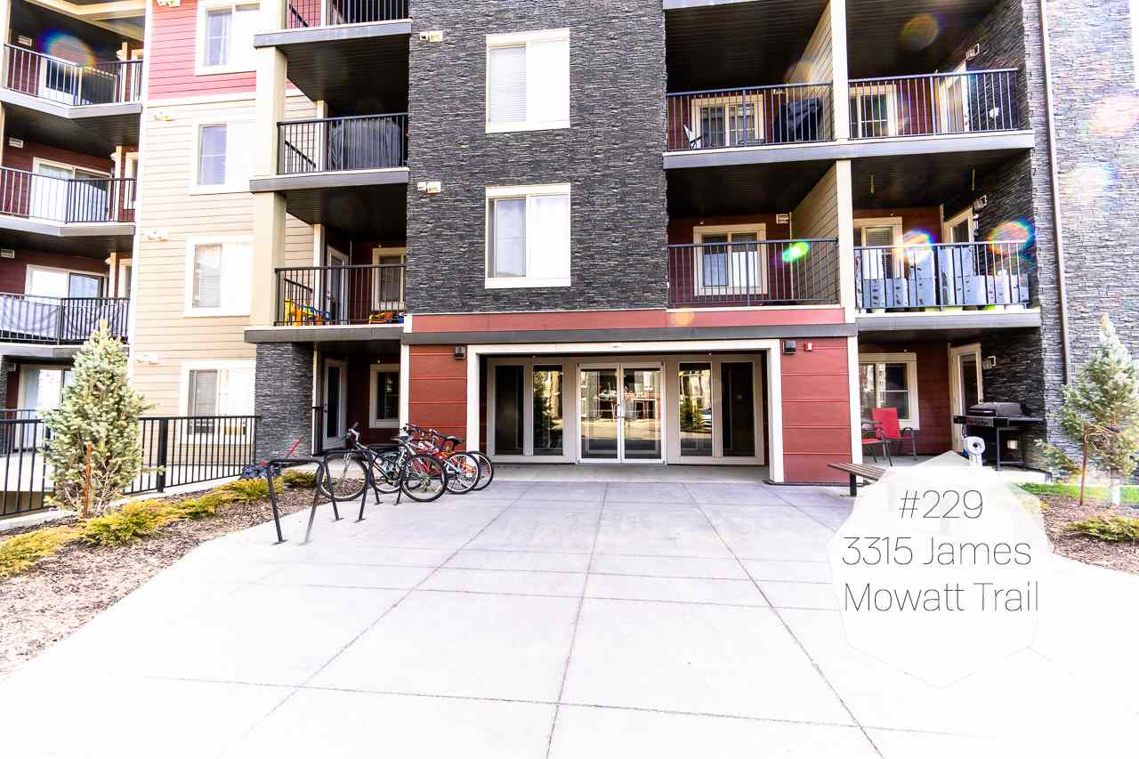 229 3315 James Mowatt Trail, 2 bed, 2 bath, at $209,900
