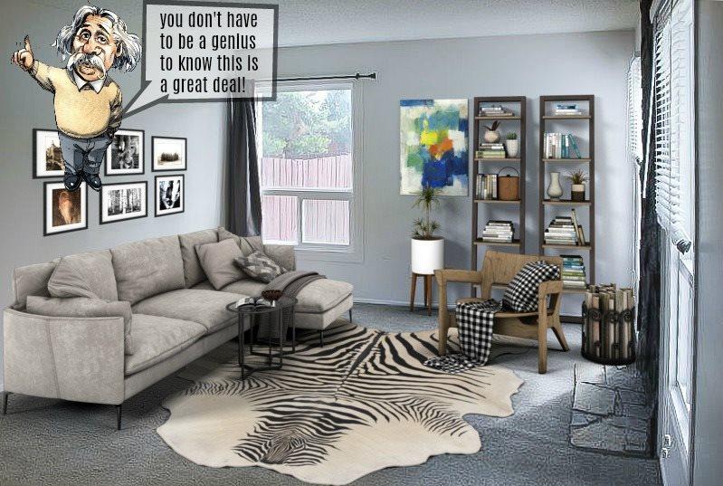 6330 184 Street, 2 bed, 1 bath, at $164,900