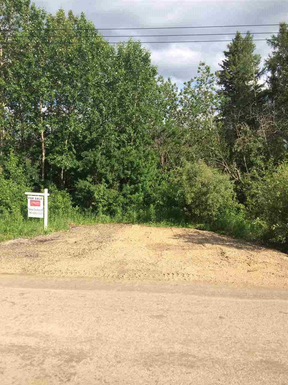MLS® listing #E4081615 for sale located at Lot 9 Pine Ave Caslan