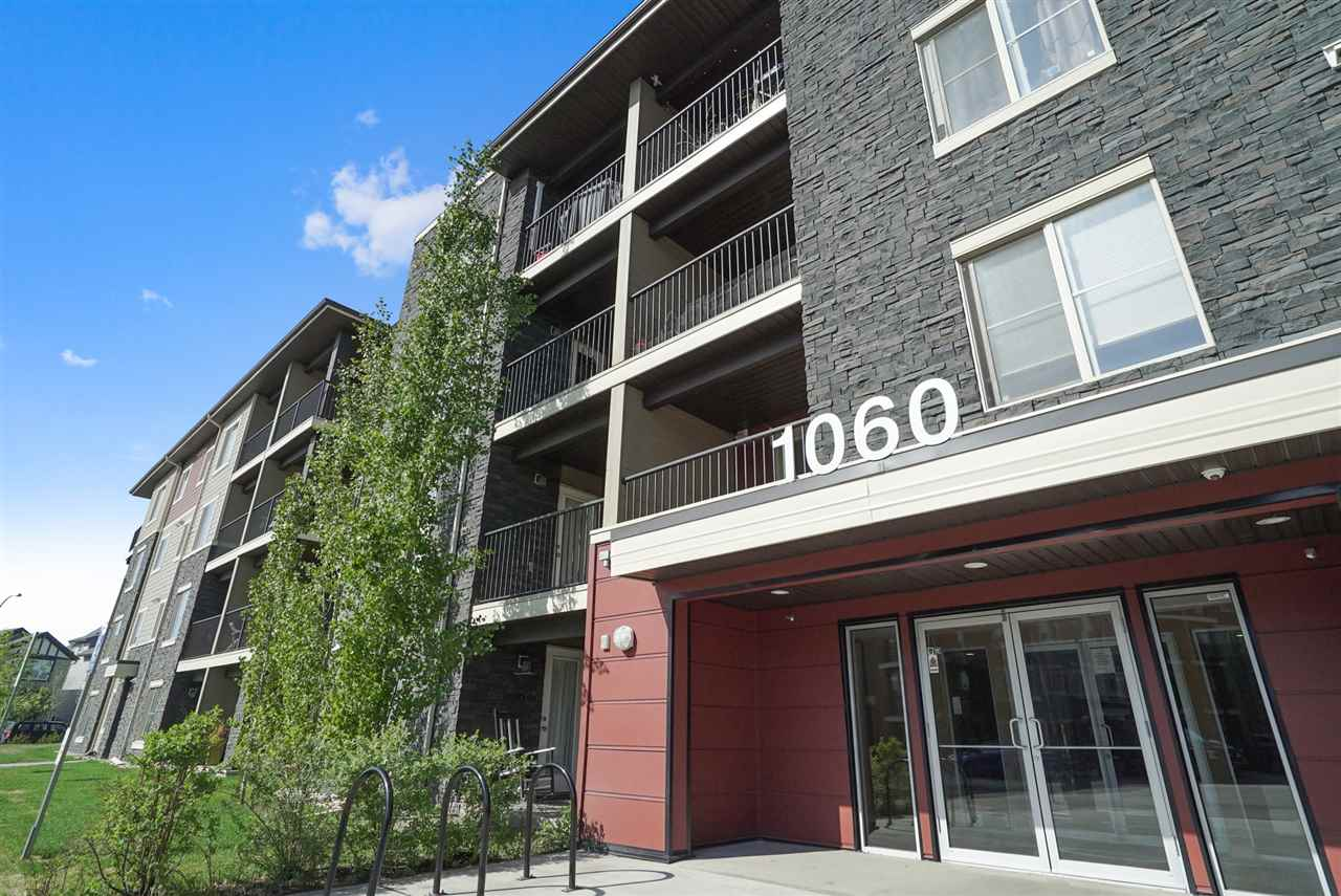 103 1060 MCCONACHIE Boulevard NW, 2 bed, 1 bath, at $155,000