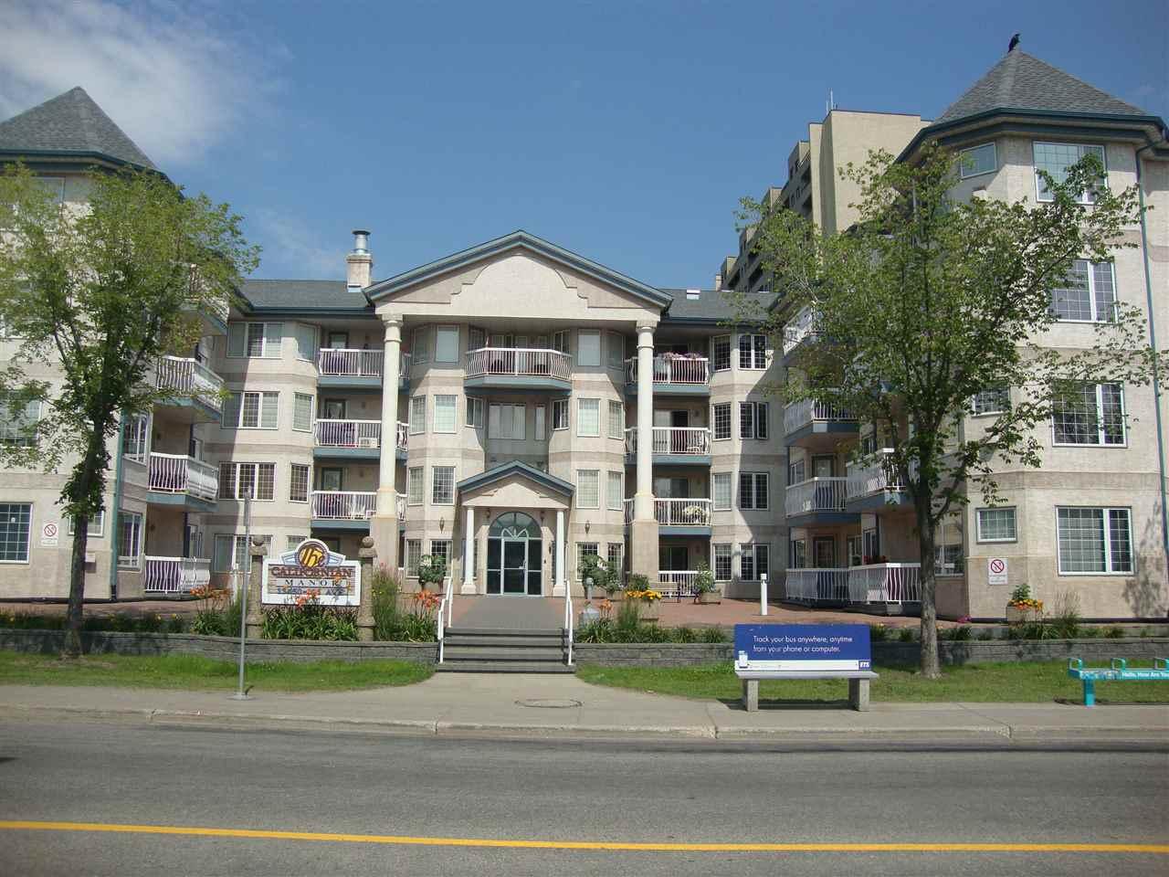 308 13450 114 Avenue, 2 bed, 1 bath, at $199,900