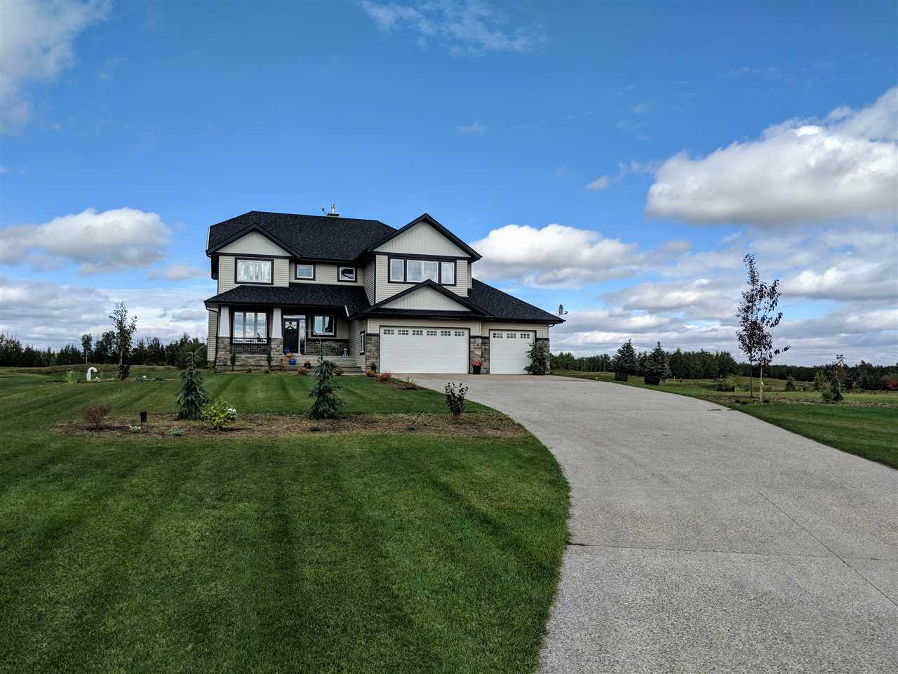MLS® listing #E4107266 for sale located at 14 25515 TWP RD 511A Road