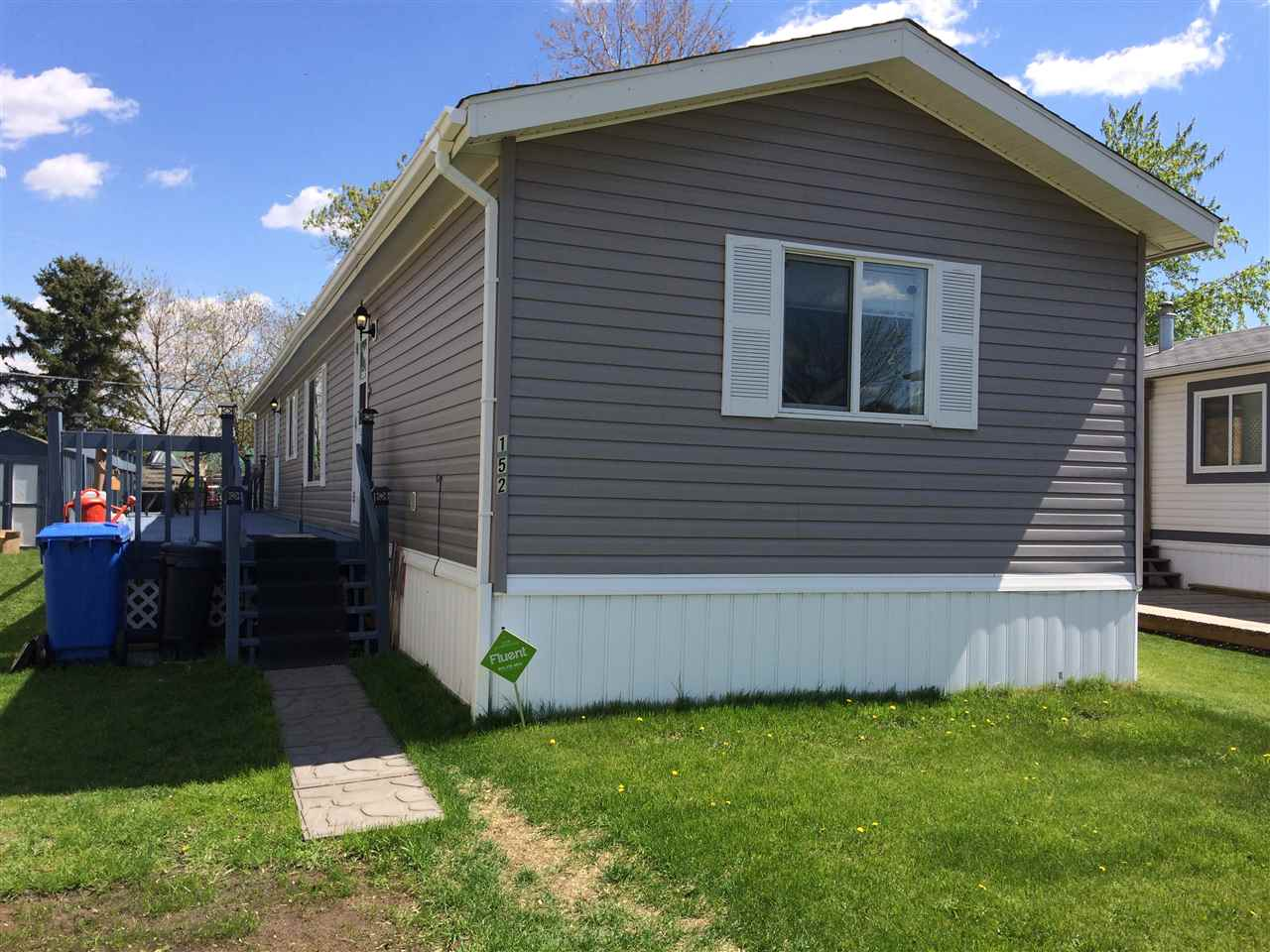 152 Willow Park Estates, 3 bed, 2 bath, at $124,900