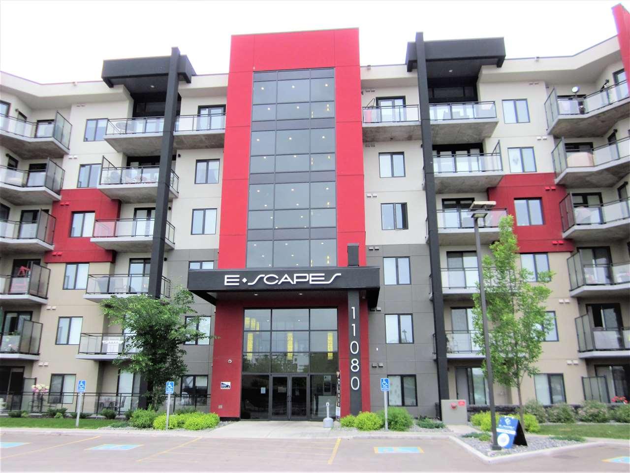 617 11080 ELLERSLIE Road, 2 bed, 2 bath, at $435,000