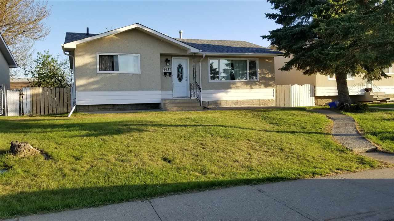 8823 140 ave, 4 bed, 2 bath, at $349,900