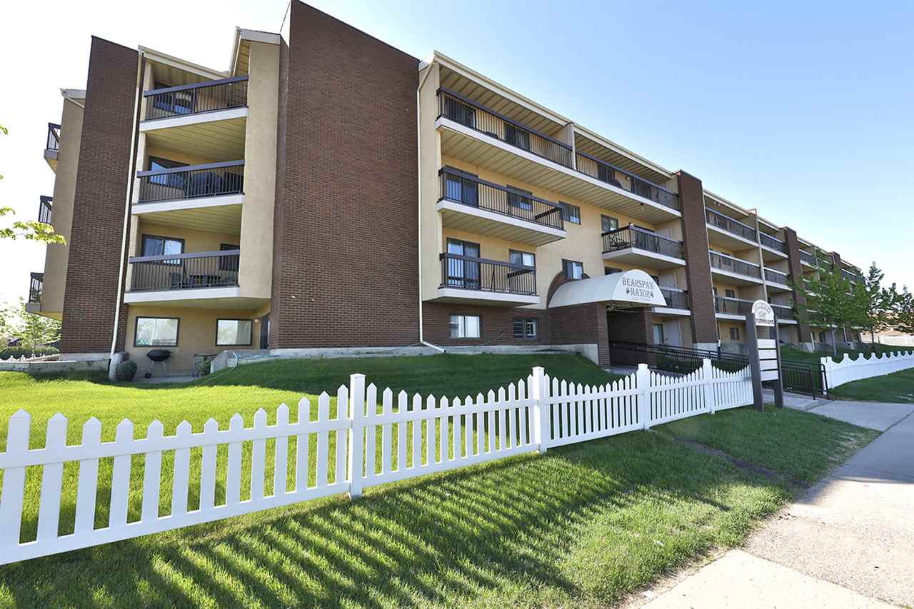 106 10511 19 Avenue, 2 bed, 1 bath, at $147,500
