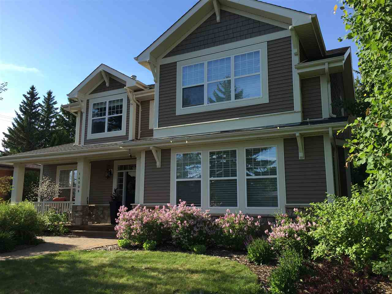 14008 85 Avenue NW, 4 bed, 4 bath, at $1,459,000