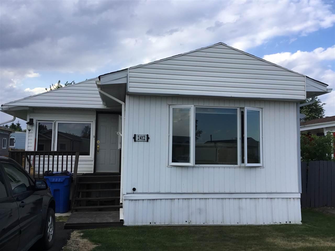 2412 10770 Winterburn Road, 3 bed, 1 bath, at $79,900