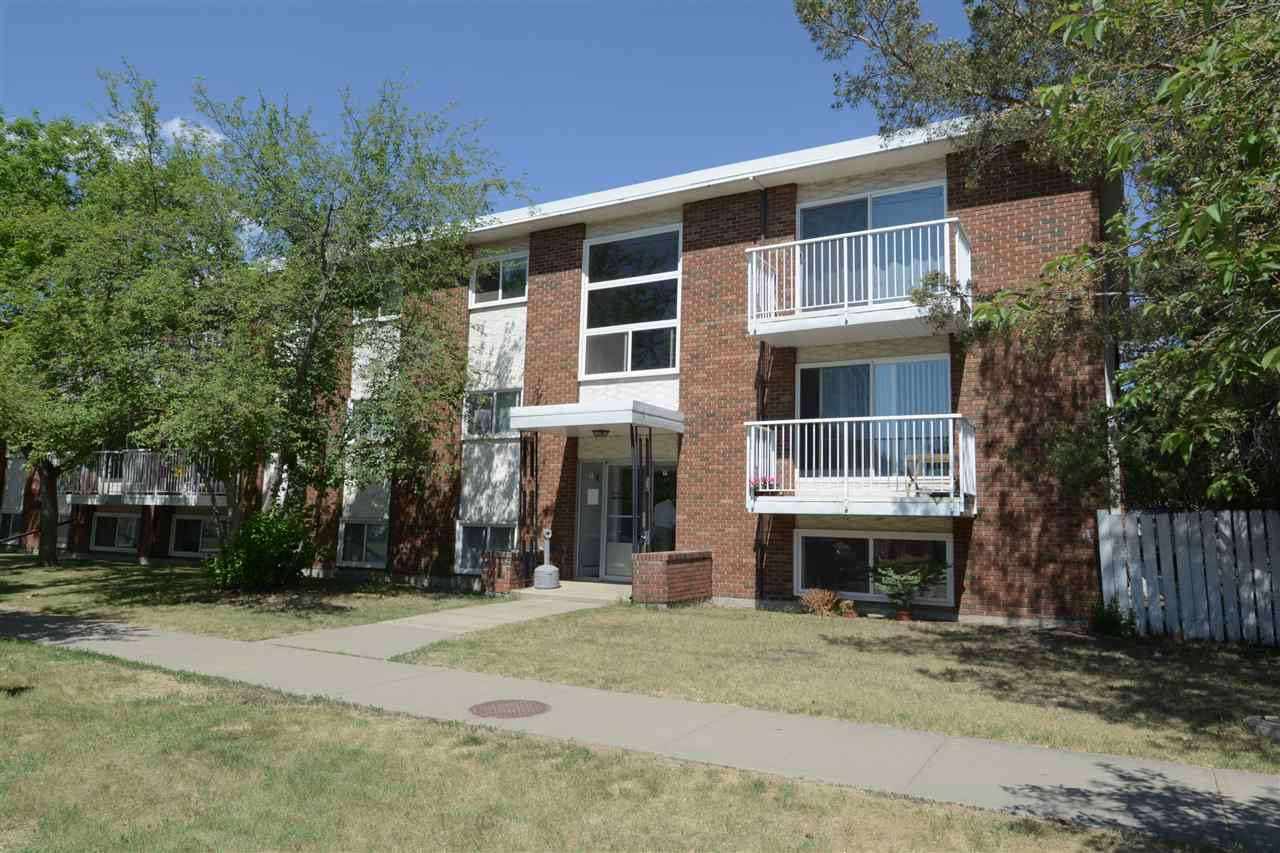 101 13104 132 Avenue NW, 2 bed, 1 bath, at $113,900