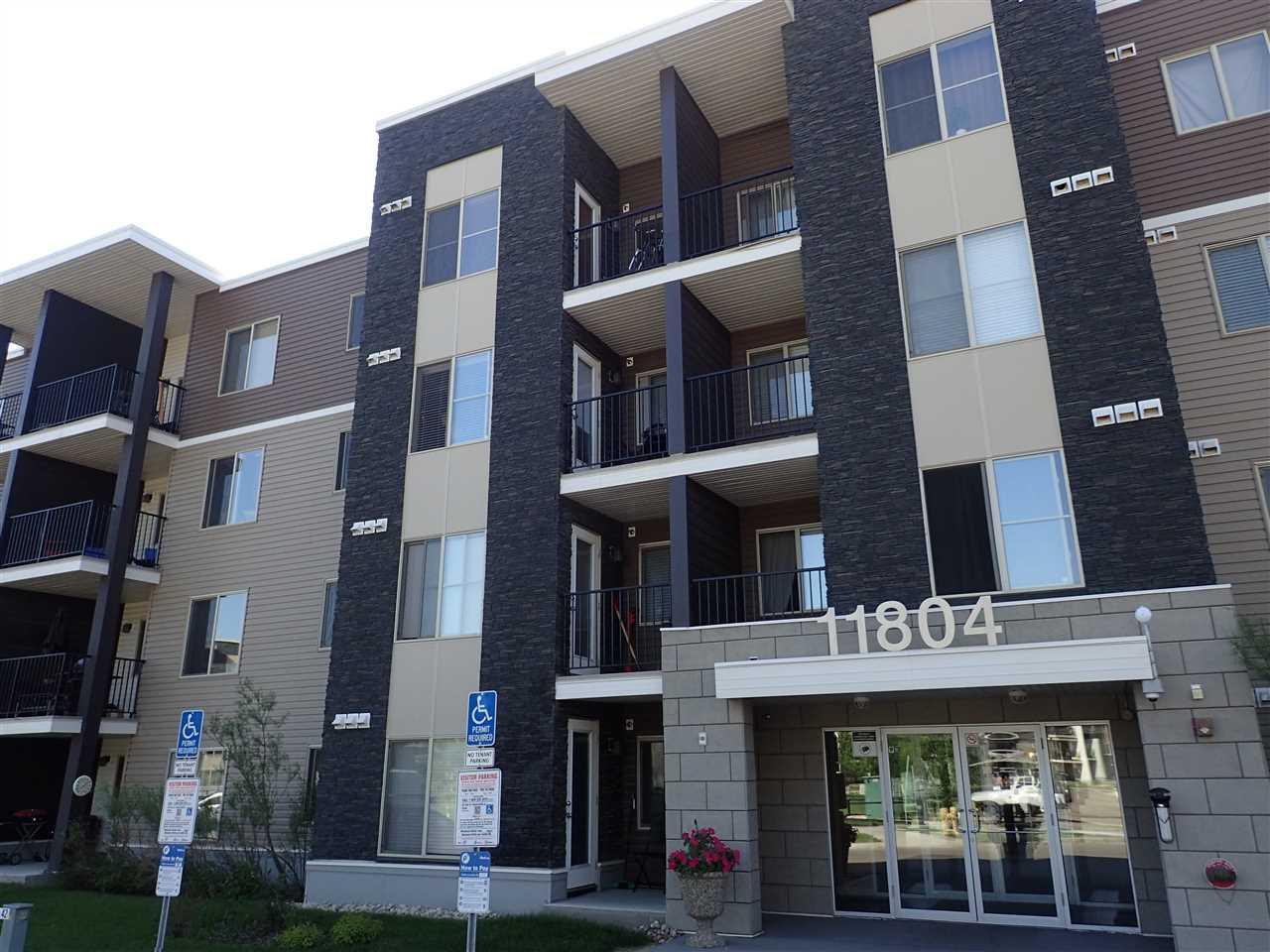 202 11804 22 Avenue, 2 bed, 2 bath, at $225,000