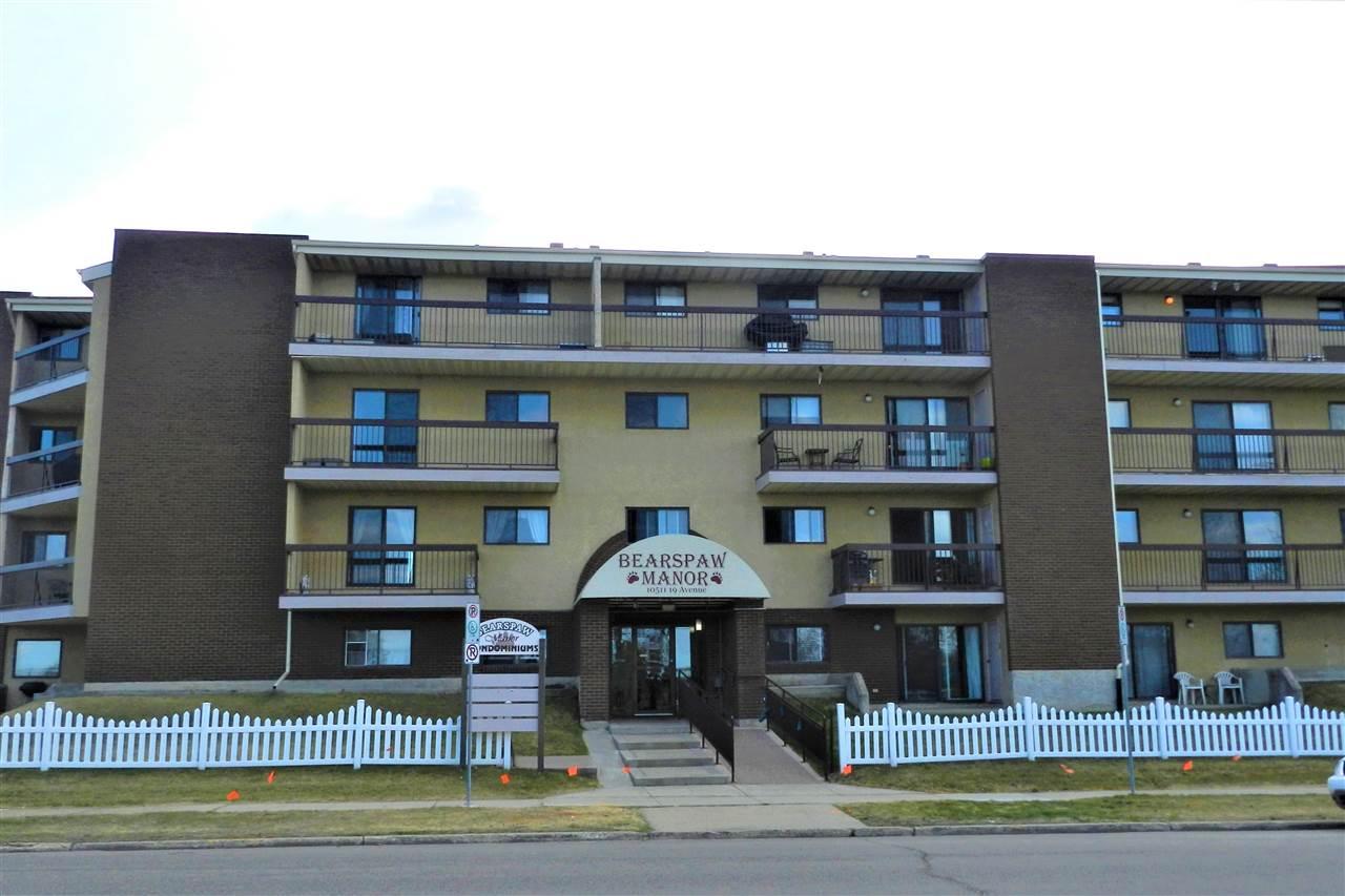218 10511 19 Avenue, 1 bed, 1 bath, at $137,900