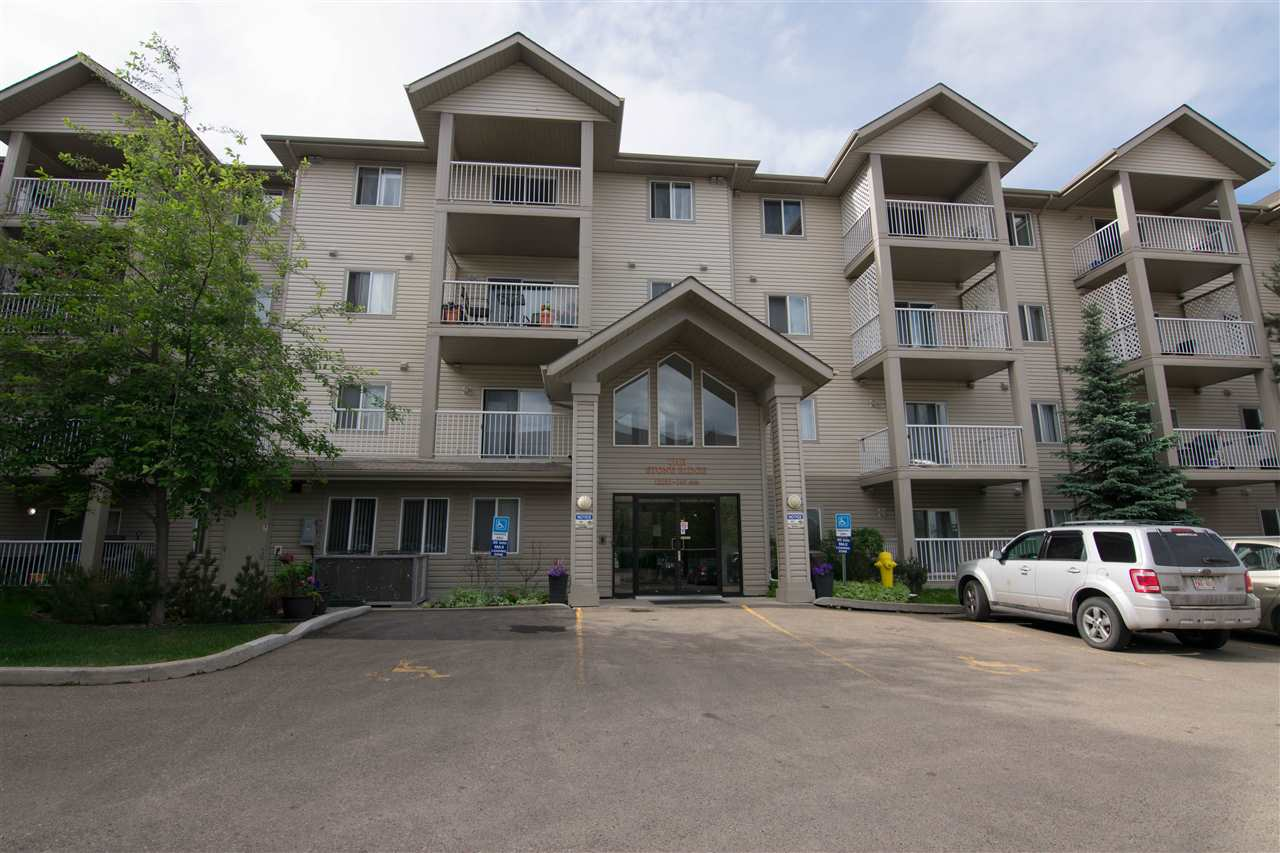 319 12550 140 Avenue NW, 2 bed, 2 bath, at $173,900