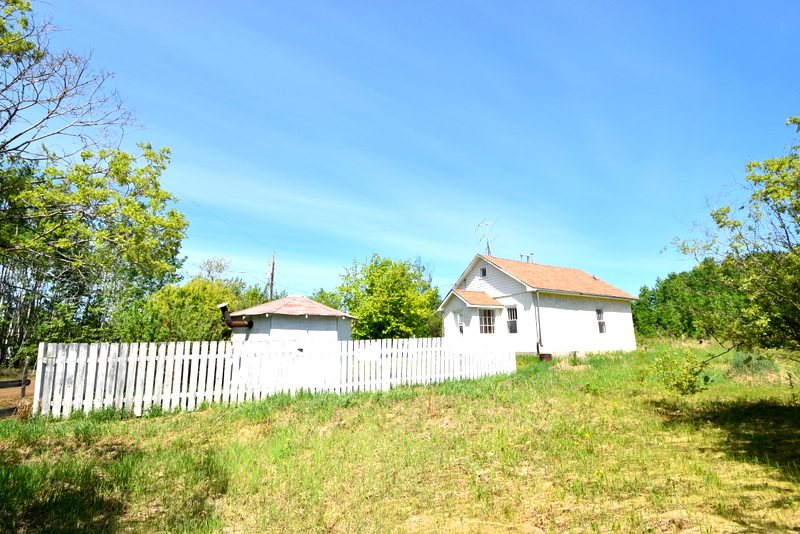 MLS® listing #E4114065 for sale located at 173035 twp 653, (mainstreet) Caslan