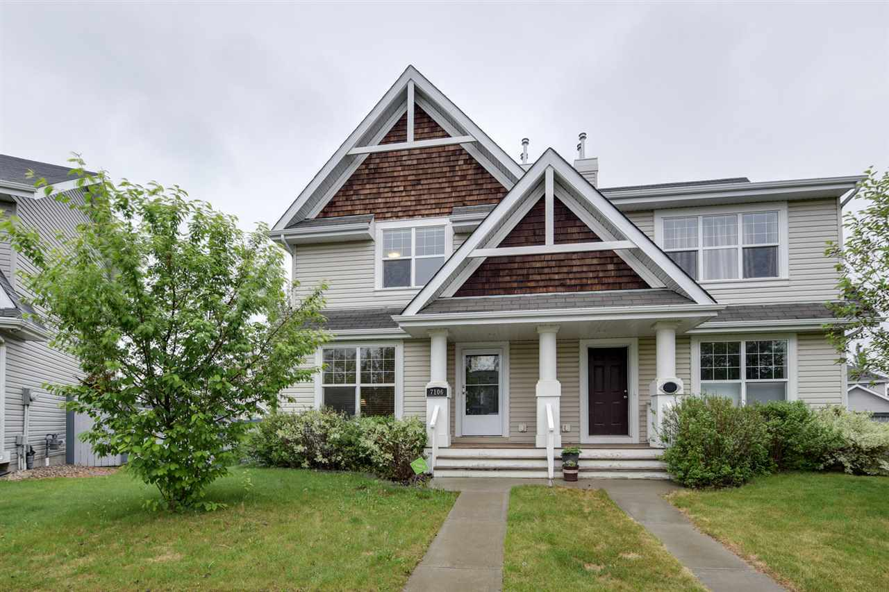 7106 19A Avenue SW, 2 bed, 2.1 bath, at $324,900