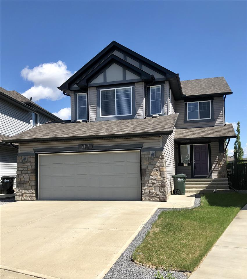 707 Cache Place, 4 bed, 3 bath, at $579,900
