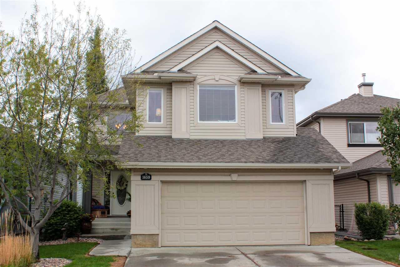 1659 126 Street SW, 4 bed, 3.1 bath, at $529,900