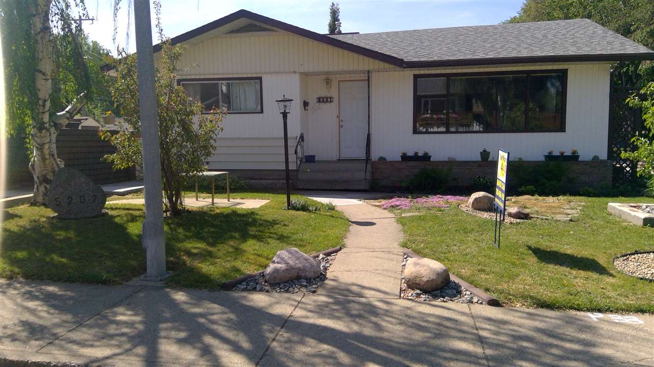 5207 122 Avenue, 4 bed, 2 bath, at $329,900