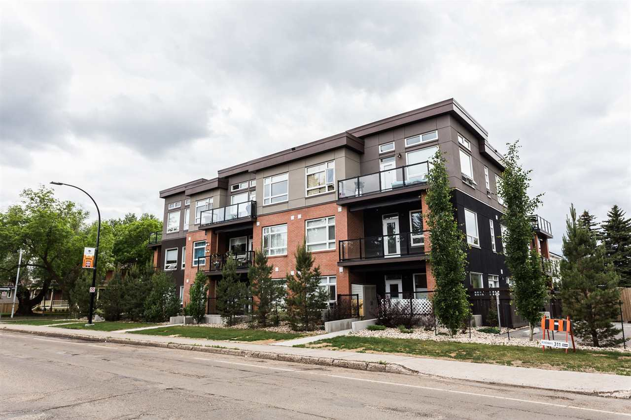 #204 10606 84 Avenue NW, 2 bed, 2 bath, at $489,000