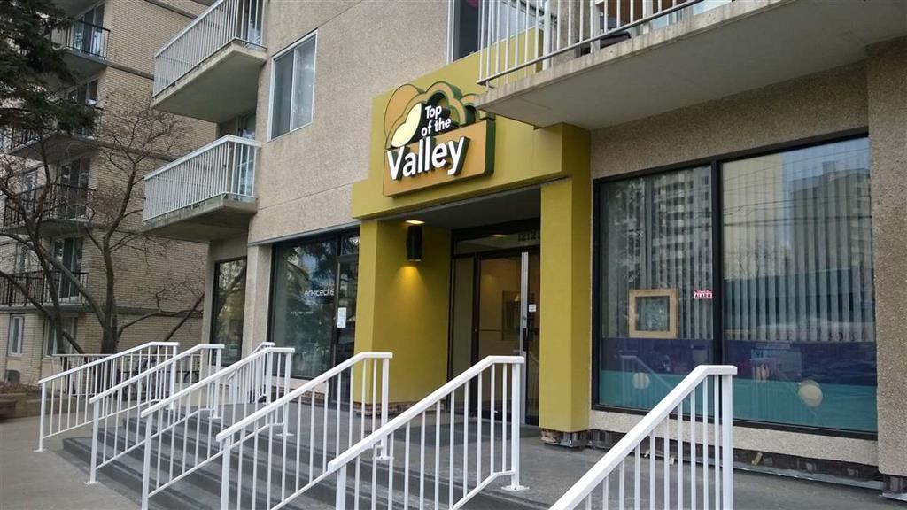 205 12121 JASPER Avenue, 1 bed, 1 bath, at $174,900