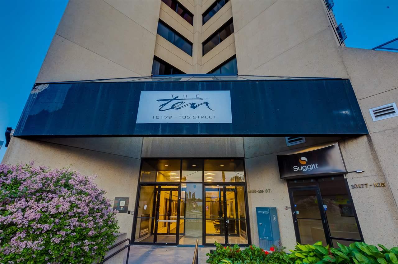307 10179 105 Street, 2 bed, 2 bath, at $275,000