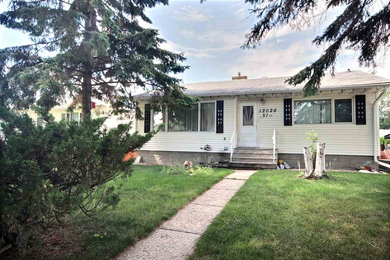 12028 51 Street NW, 4 bed, 2 bath, at $269,000