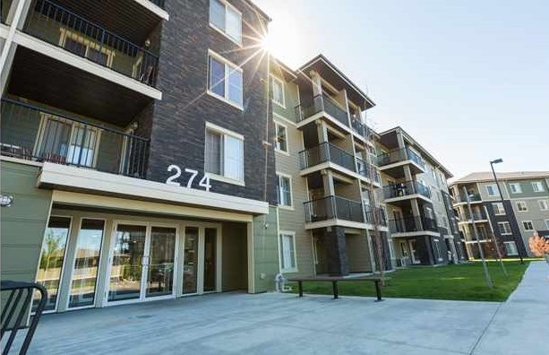 416 274 McConachie Drive, 1 bed, 1 bath, at $168,500