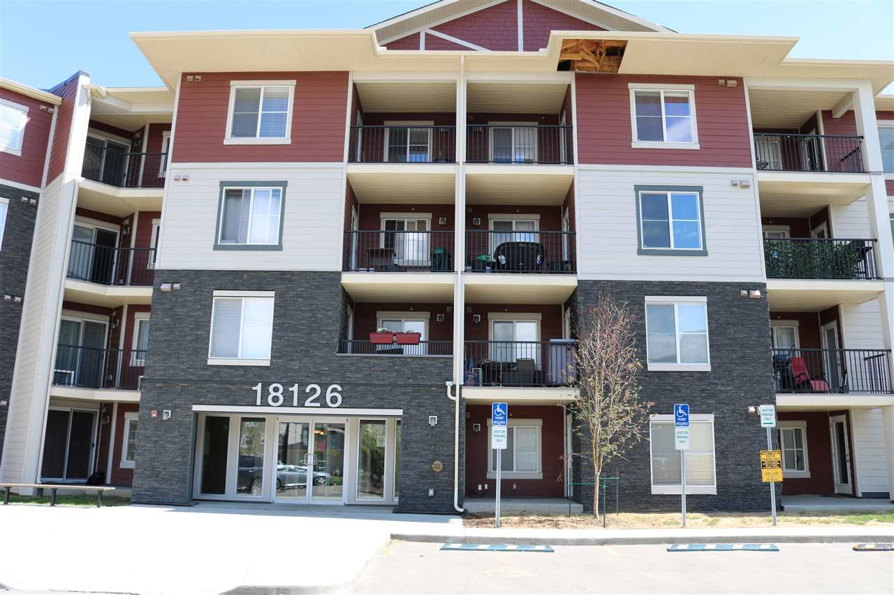 117 18126 77 Street, 2 bed, 1 bath, at $195,900