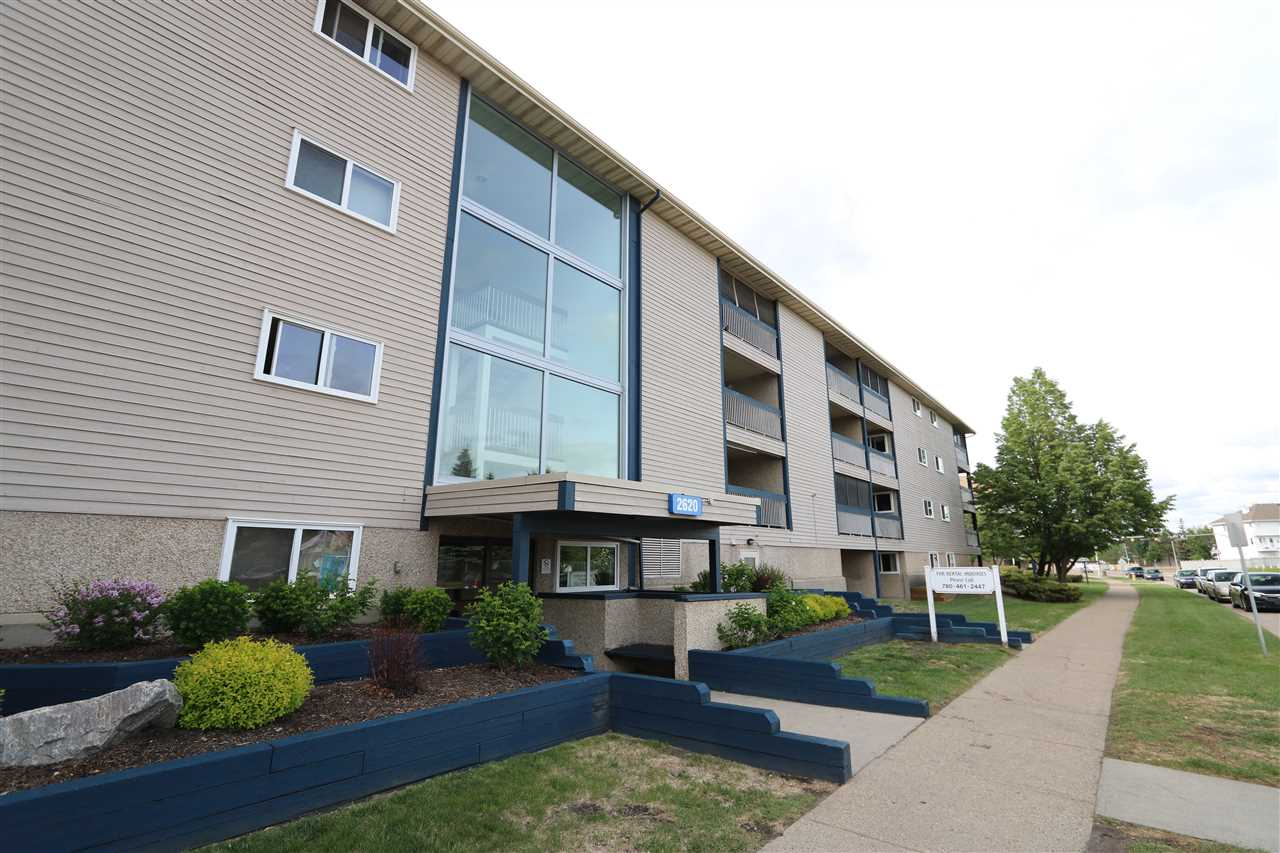 204 2620 MILLWOODS ROAD EAST, 2 bed, 1 bath, at $150,000