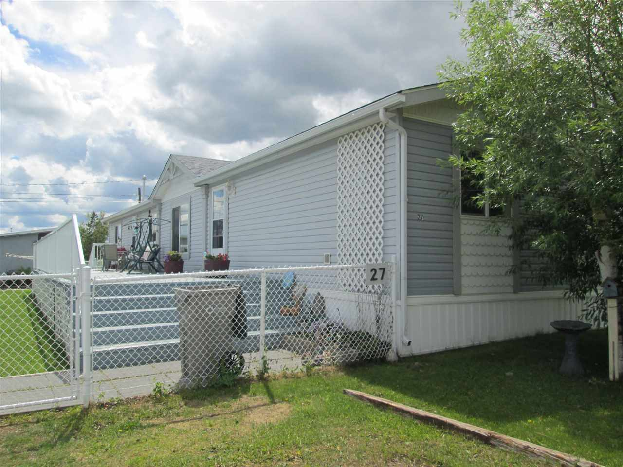 27 Country Style Mobile Home Pk., 4 bed, 2 bath, at $129,000