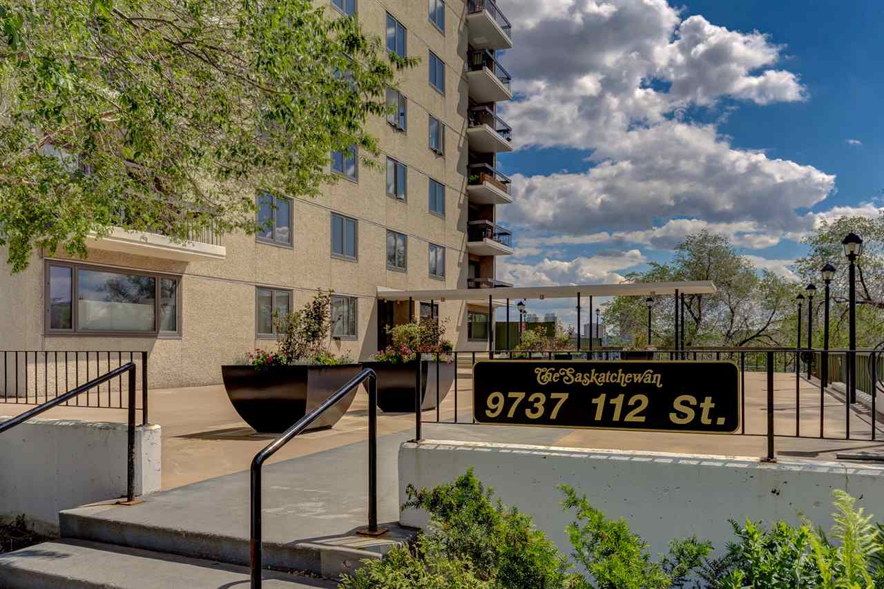 1202 9737 112 Street, 1 bed, 1 bath, at $209,900