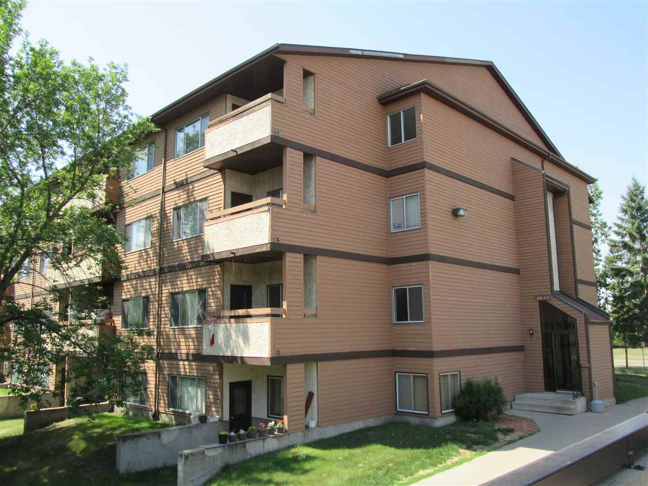 401 14816 26 Street, 2 bed, 1 bath, at $75,900