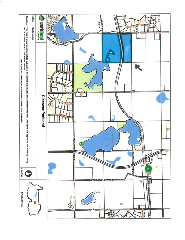 TWP RD 524A RR 25, at $365,000