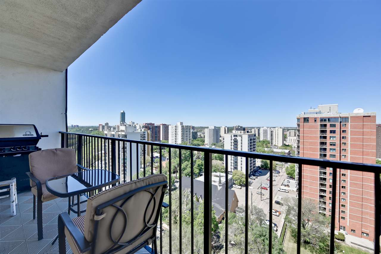 1605 11307 99 Avenue, 2 bed, 2 bath, at $335,000