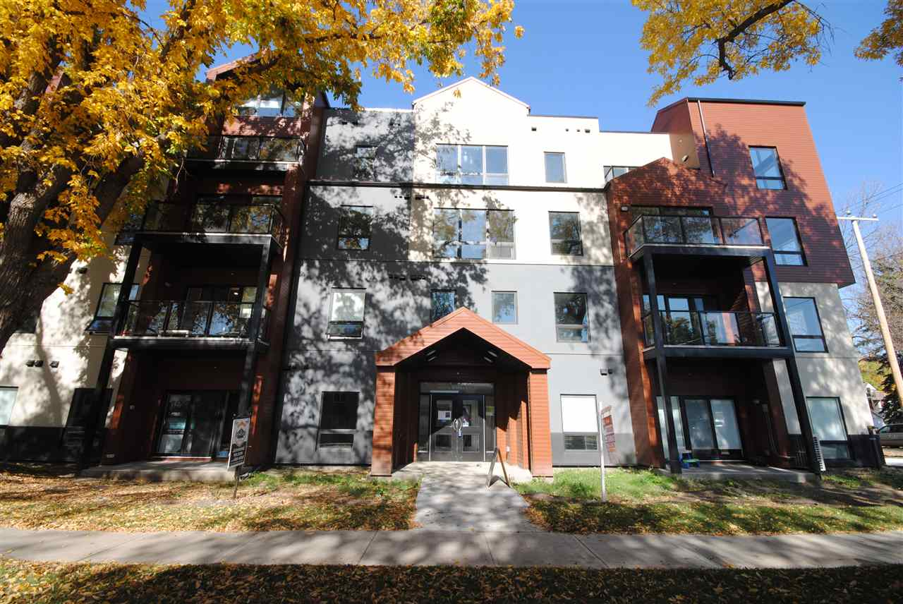102 10006 83 Avenue NW, 2 bed, 2 bath, at $388,800