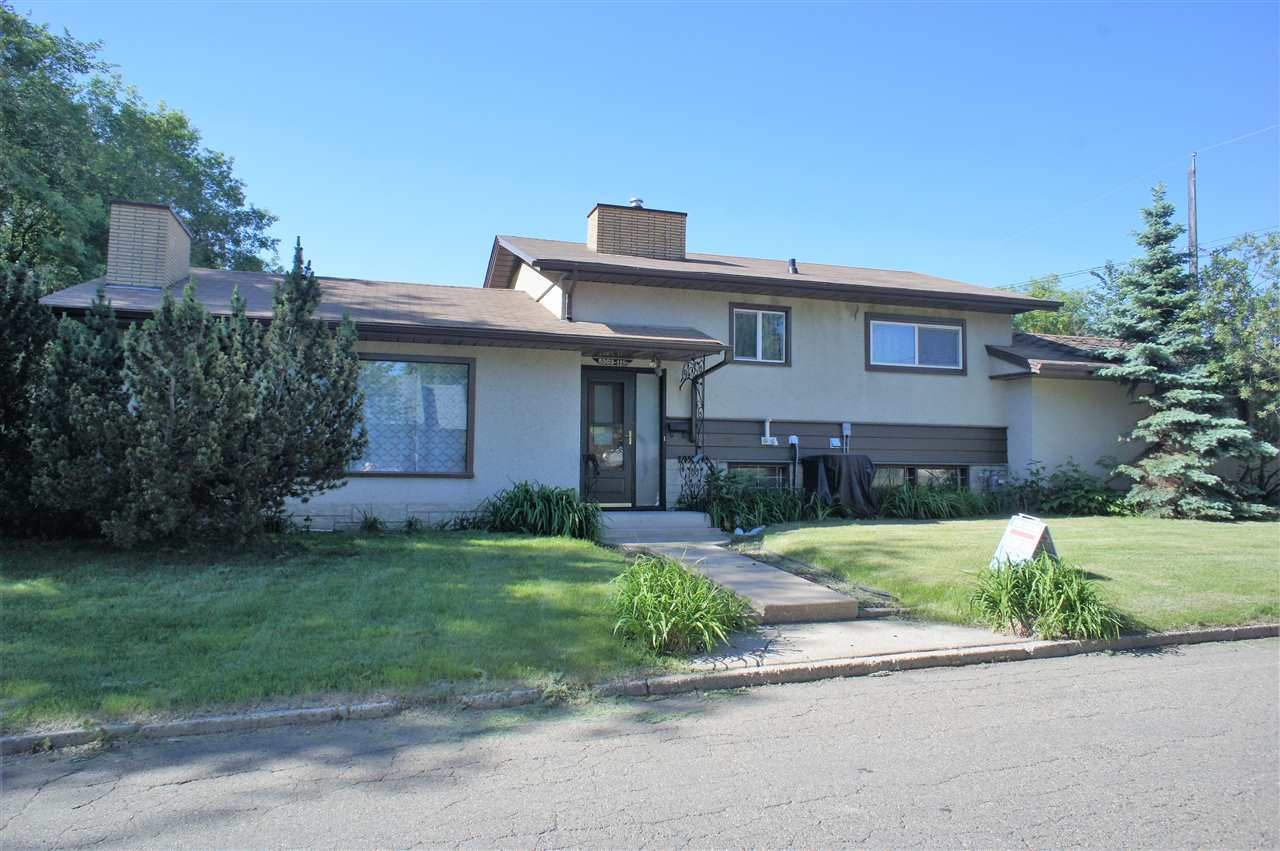 5303 119 Avenue, 3 bed, 1 bath, at $299,900