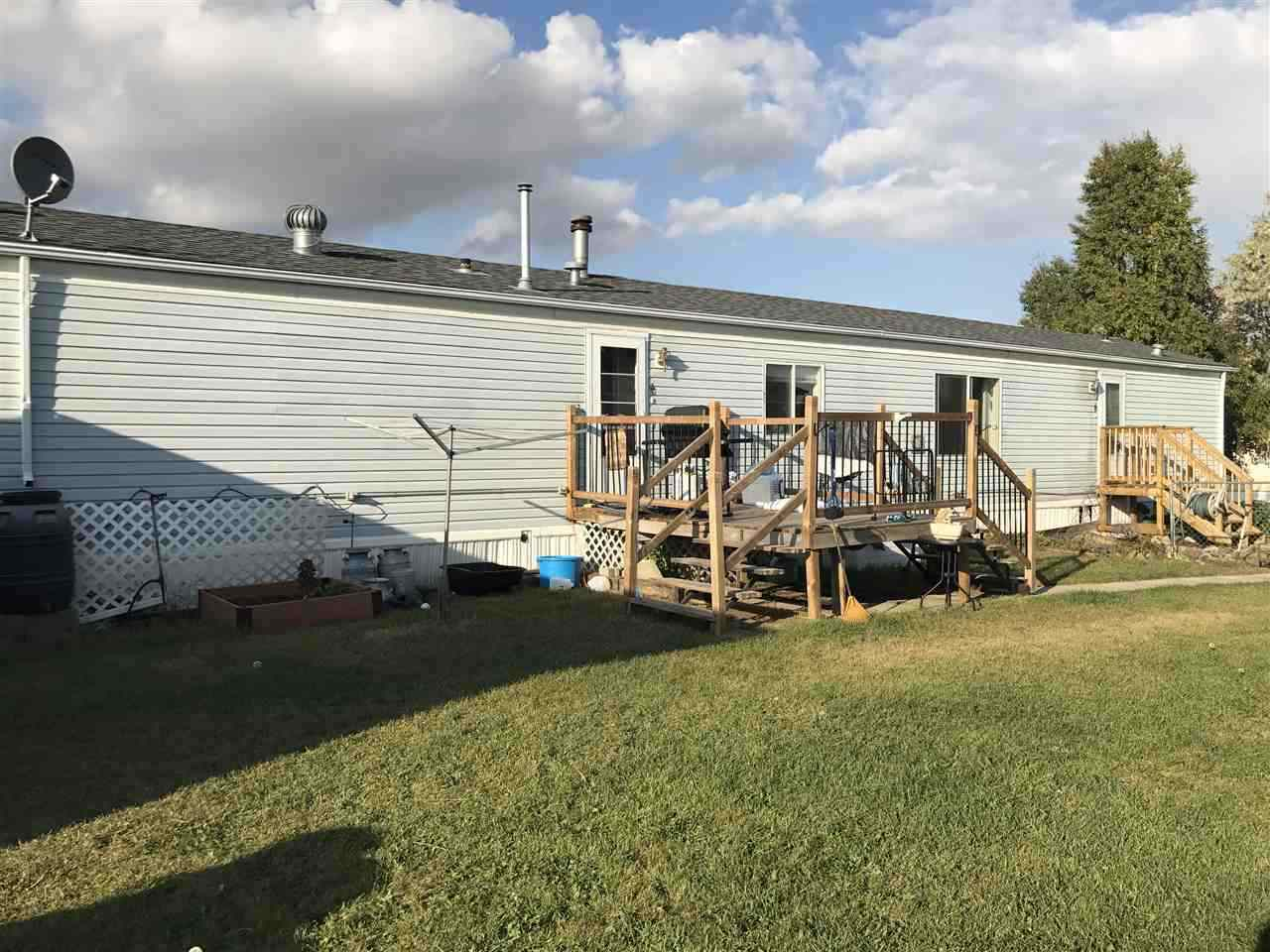 #38 Calmar Trailer Park, 3 bed, 2 bath, at $79,900