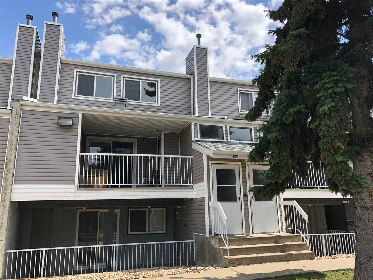 329 10404 24 Ave NW, 2 bed, 2 bath, at $179,900